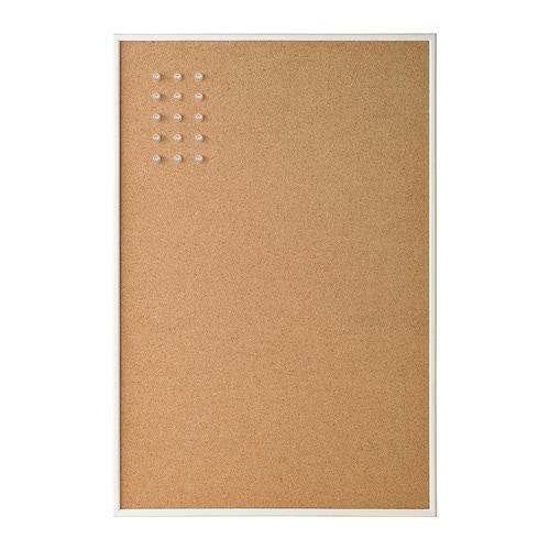 Pinnwand Kork Ikea väggis pinnwand ikea