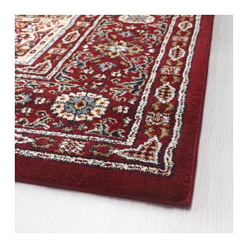 Teppich ikea bunt  VALBY RUTA Teppich Kurzflor - 133x195 cm - IKEA