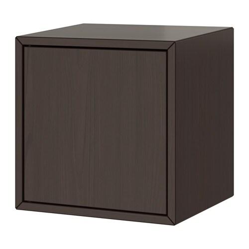 VALJE Wandschrank/1 Tür - braun - IKEA
