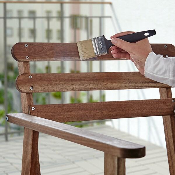 VÅRDA Holzlasur für draußen farblos 10 m² 500 ml