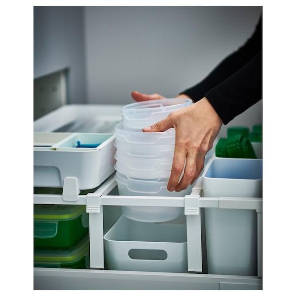 VARIERA Box, weiß, 24x17 cm