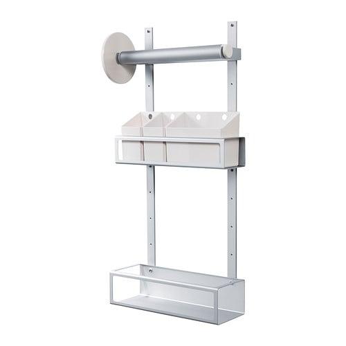 VARIERA Türaufbewahrung IKEA Für optimale Raumausnutzung in Küchenschränken.