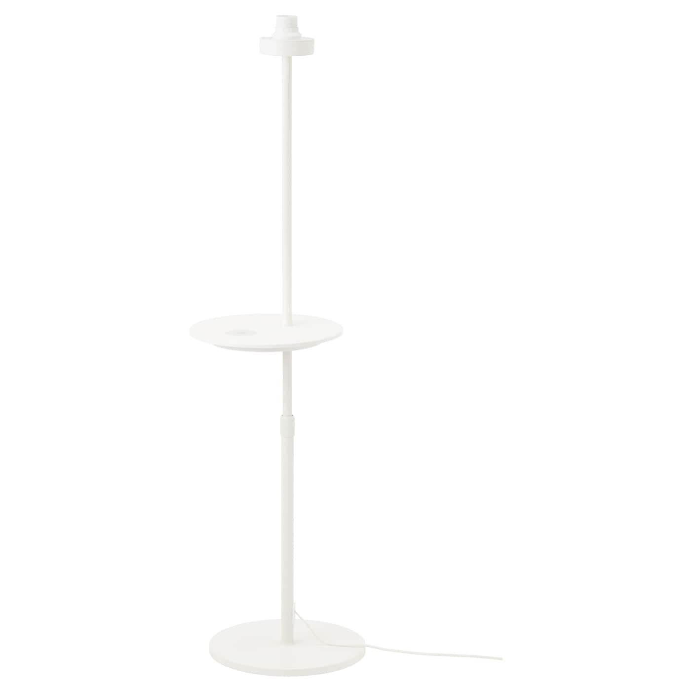 IKEA VARV Standleuchtenfuß Mit Ladefunktion