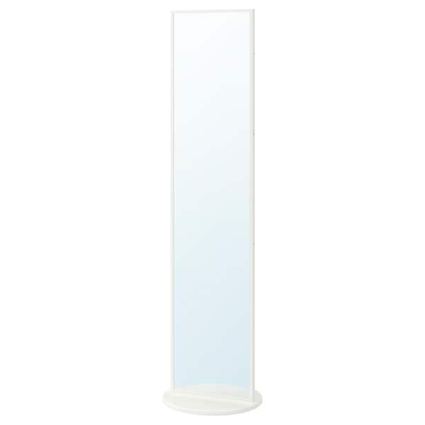 VENNESLA Standspiegel, weiß, 45x178 cm