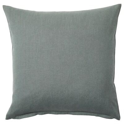 VIGDIS Kissenbezug, blassgrün, 50x50 cm