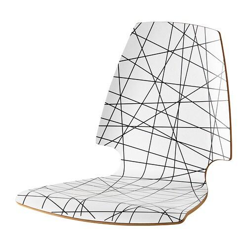 VILMAR Sitzschale Der Stuhl ist robust und pflegeleicht durch die