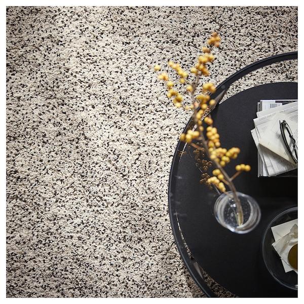 VINDUM Teppich Langflor, weiß, 200x270 cm