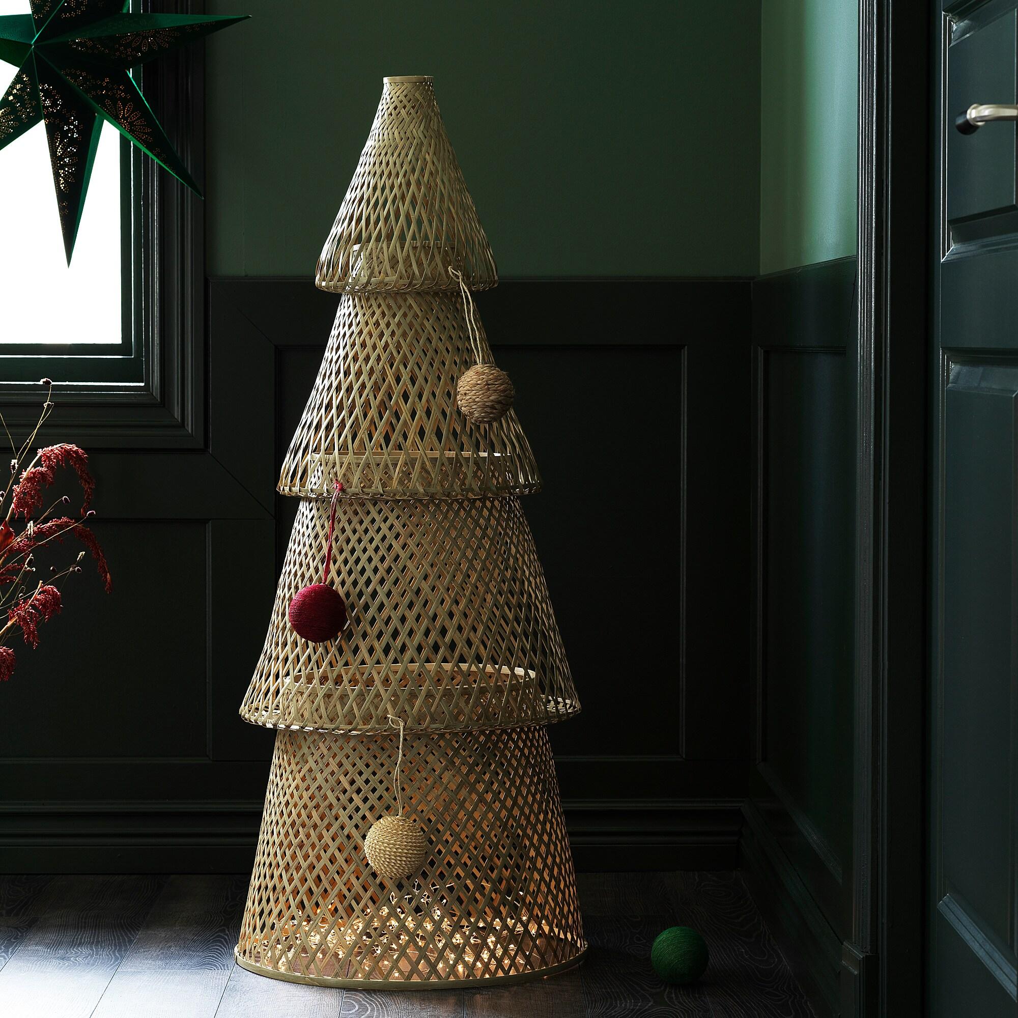 VINTER 2020 Dekoration - Weihnachtsbaum Bambus 120 cm