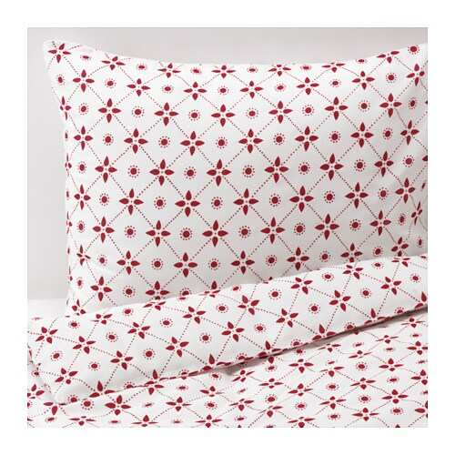 vinter 2015 bettw scheset 2 teilig 140x200 80x80 cm ikea. Black Bedroom Furniture Sets. Home Design Ideas