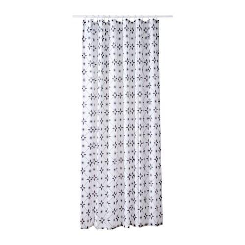 Ikea Duschvorhang : IKEA Bathroom Shower Curtains