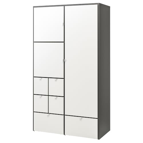 IKEA VISTHUS Kleiderschrank