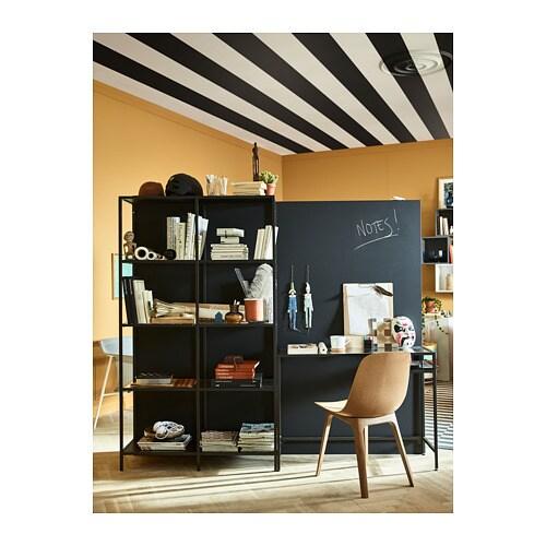 VITTSJÖ Regal mit Laptoptisch - IKEA