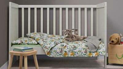 Babybettwäsche & -bettlaken