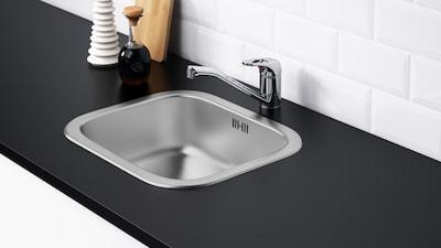 Spülbecken und Küchenmischbatterien für ENHET