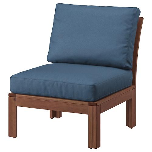 IKEA ÄPPLARÖ Lænestol, ude