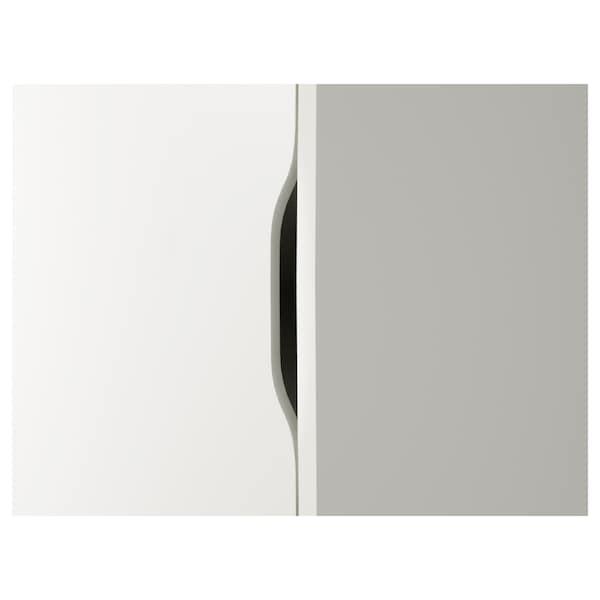 ALEX Opbevaringsmøbel, hvid, 36x70 cm