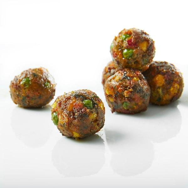 ALLEMANSRÄTTEN grøntsagsboller, frosne 100% grøntsager 1000 g