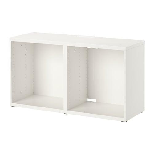 tv bord ikea BESTÅ Tv bord   hvid   IKEA tv bord ikea