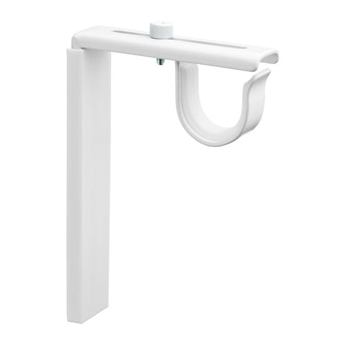 Storslått BETYDLIG Væg-/loftbeslag - hvid - IKEA PN-88