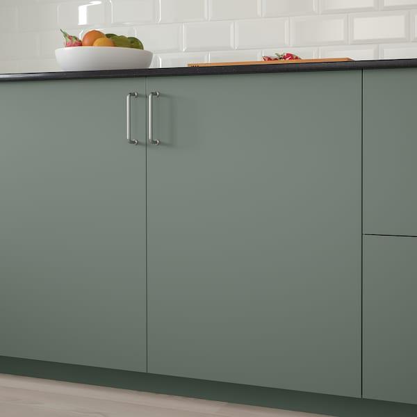 BODARP Låge, grågrøn, 40x80 cm