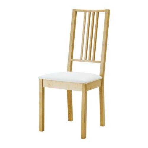 B?RJE Stol IKEA Betraekket er nemt at tage af og saette p? ...