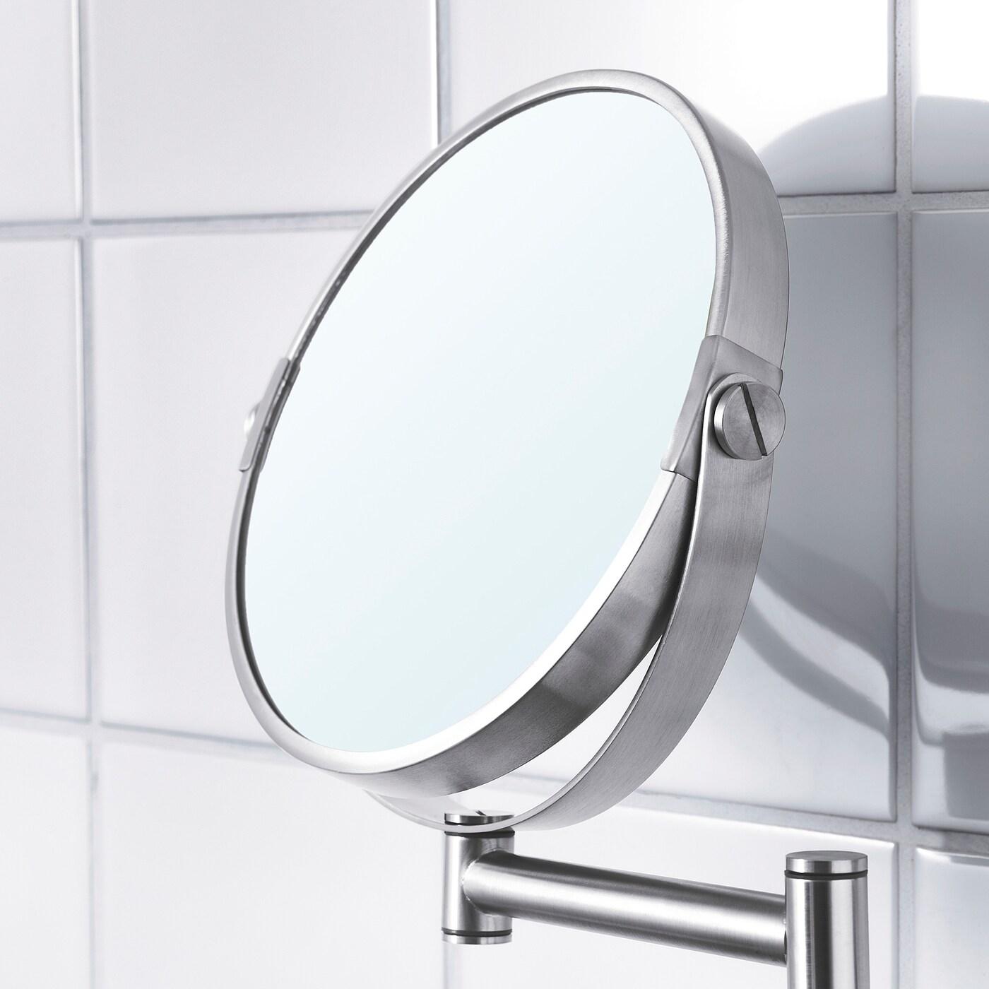 Brogrund Spejl Rustfrit Stal 3x27 Cm Ikea