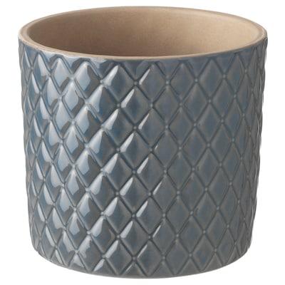 CHIAFRÖN Urtepotteskjuler, grå, 9 cm