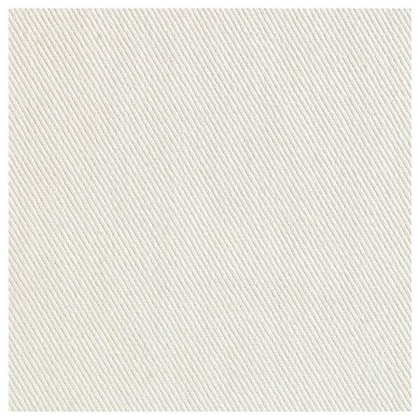 DJUPVIK Pude, Blekinge hvid, 54x54 cm