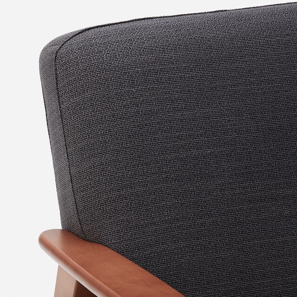 EKENÄSET 3-pers. sofa, Hillared antracit