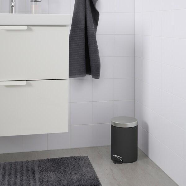 EKOLN Affaldsspand, mørkegrå