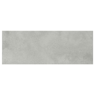 ENHET Skuffefront, betonmønstret, 40x15 cm