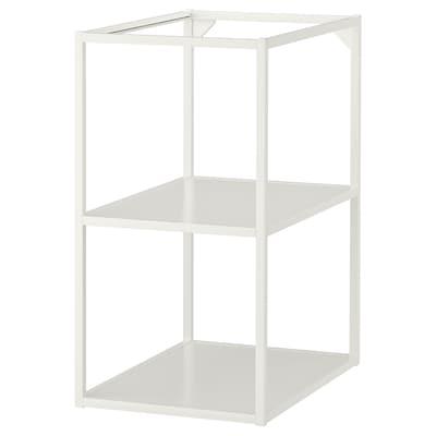 ENHET Stel usk hyld, hvid, 40x60x75 cm