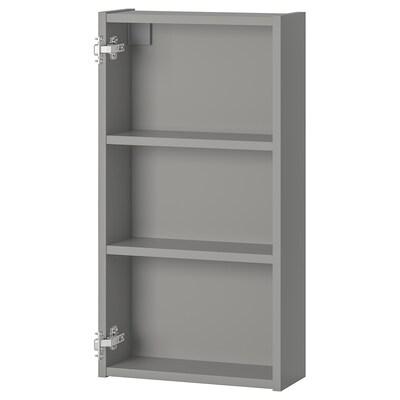 ENHET Vsk 2 hyld, grå, 40x15x75 cm