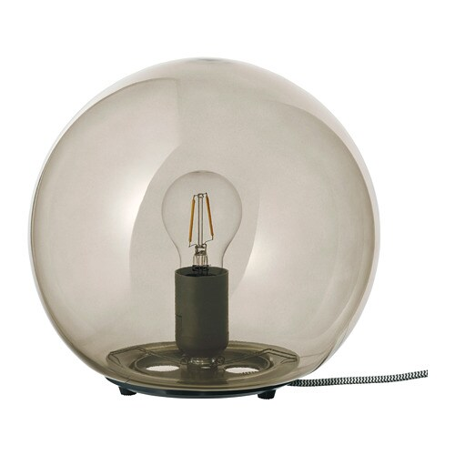 fado bordlampe ikea. Black Bedroom Furniture Sets. Home Design Ideas