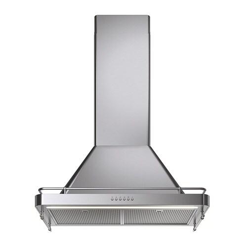 Super FÖLJANDE Vægmonteret emhætte - IKEA SW74