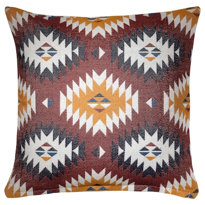 FRANSINE Pudebetræk, multifarvet, 50x50 cm