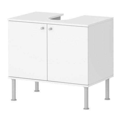 Ny FULLEN Underskab til vask med 2 døre - IKEA UW46