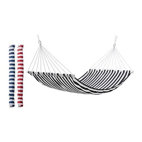 HÅLLÖ Hængekøje forskellige farver Længde: 220 cm Bredde: 140 cm