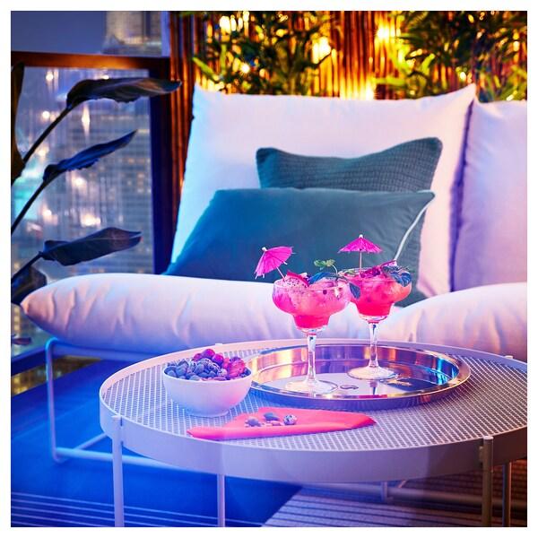 HAVSTEN 2-pers. sofa, inde/ude uden armlæn/beige 164 cm 94 cm 90 cm 62 cm 42 cm