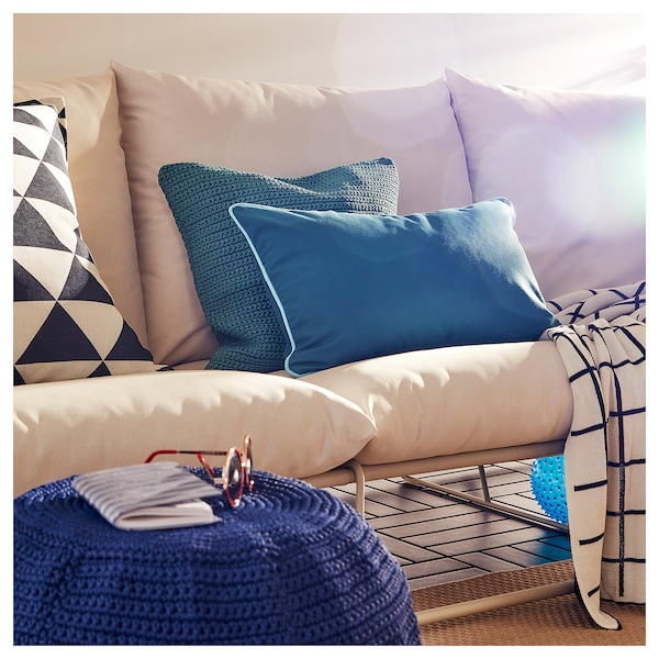 HAVSTEN 3-pers. sofa, inde/ude beige 260 cm 94 cm 90 cm 62 cm 42 cm