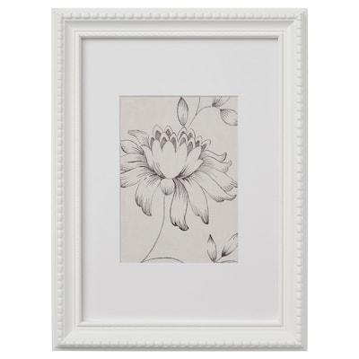 HIMMELSBY Ramme, hvid, 21x30 cm