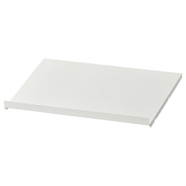 HJÄLPA Skohylde, hvid, 60x40 cm