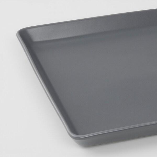 IDEAL Lysfad, grå, 25x25 cm
