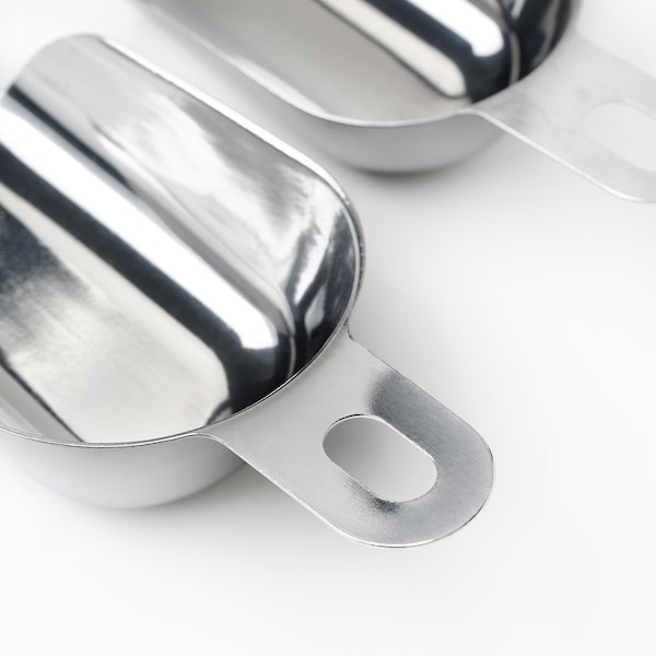 IKEA 365+ Måleske, 2 stk., metal