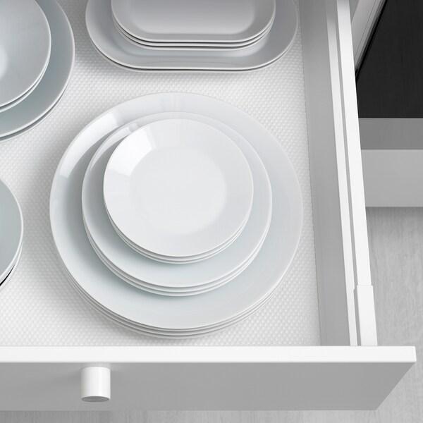 IKEA 365+ Tallerken, hvid, 20 cm