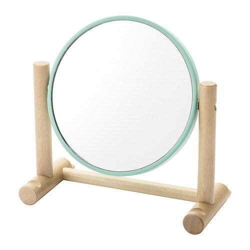 IKEA PS 2014 Spejl IKEA Der er plads på de 2 knopper under spejlet til jakker, tørklæder, halskæder, nøgler og andre ting.   .