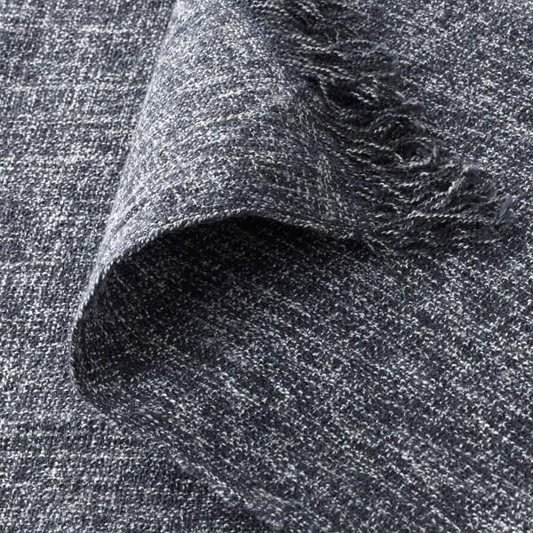 INGRUN Plaid, mørkeblå, 130x170 cm