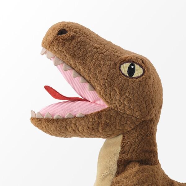 JÄTTELIK Tøjdyr, dinosaurus/dinosaurus/velociraptor, 44 cm