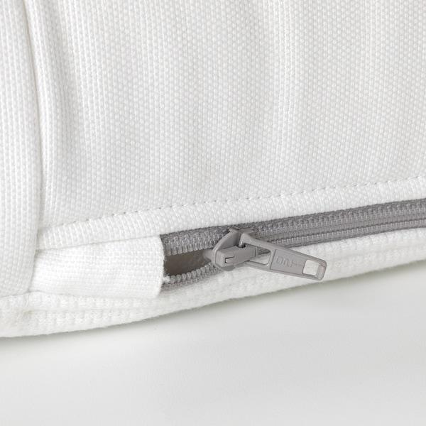 JÄTTETRÖTT Madras med pocketfjedre tremmeseng, hvid, 60x120x11 cm