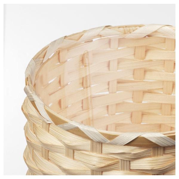 KAFFEBÖNA Urtepotteskjuler, bambus, 15 cm